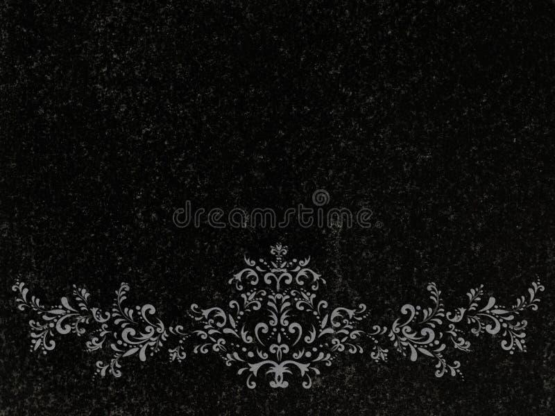 Download Decorated Granite Gravestone Stock Illustration - Image: 16022504