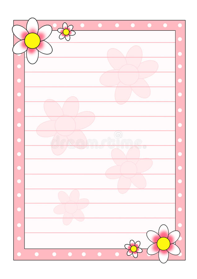 Download Decorated paper stock illustration. Illustration of colored - 11177312