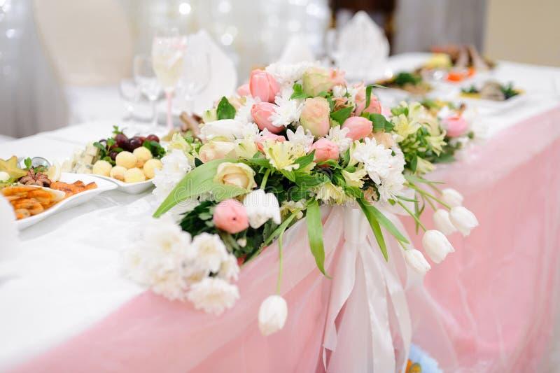 De Decoratie van de bloem royalty-vrije stock fotografie