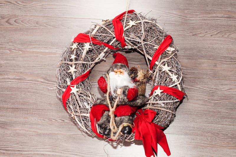 Decoratie voor Kerstmis royalty-vrije stock afbeelding