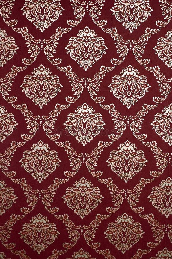 Decoratief behang stock fotografie