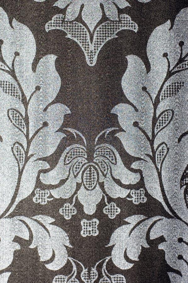 Decoratief behang stock afbeeldingen