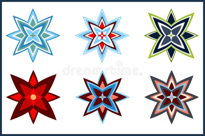 Download Decoratief Bloempak vector illustratie. Illustratie bestaande uit partij - 54078180