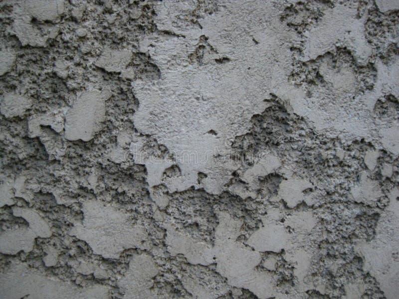 decoratief-cement-pleister-afwerking stock foto's