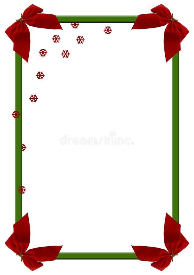Decoratief frame stock illustratie