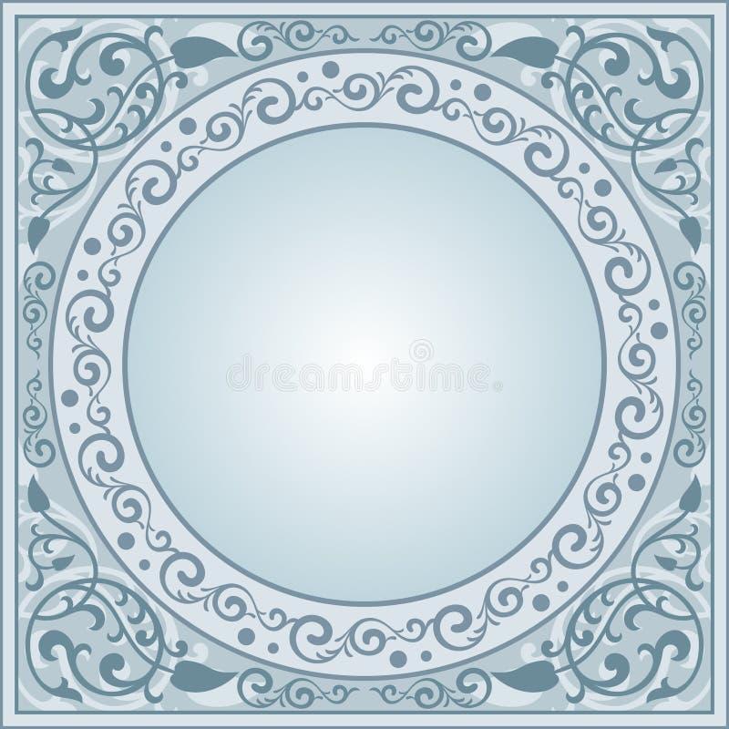 Decoratief frame stock fotografie