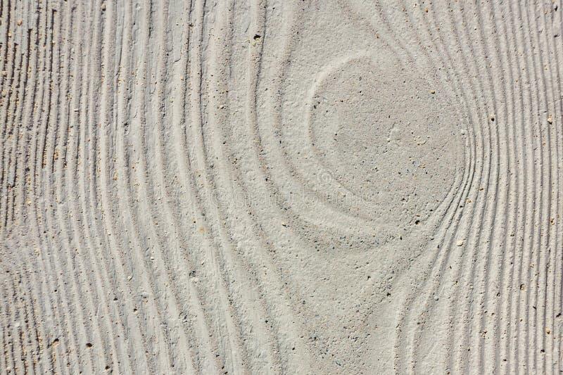 Decoratief pleister met imitatie van een houten oppervlakte, textuur stock afbeeldingen