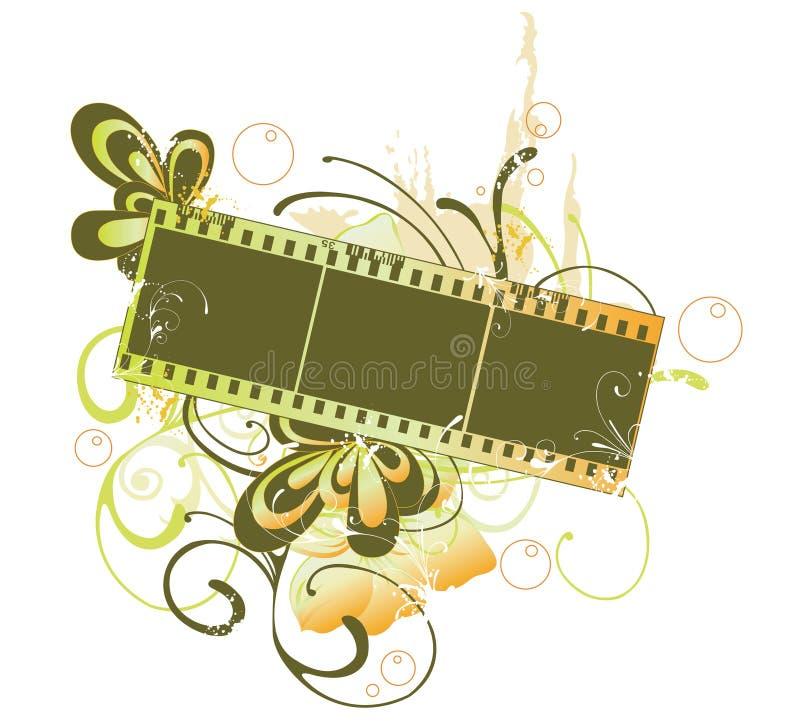 Decoratieve achtergrond vector illustratie