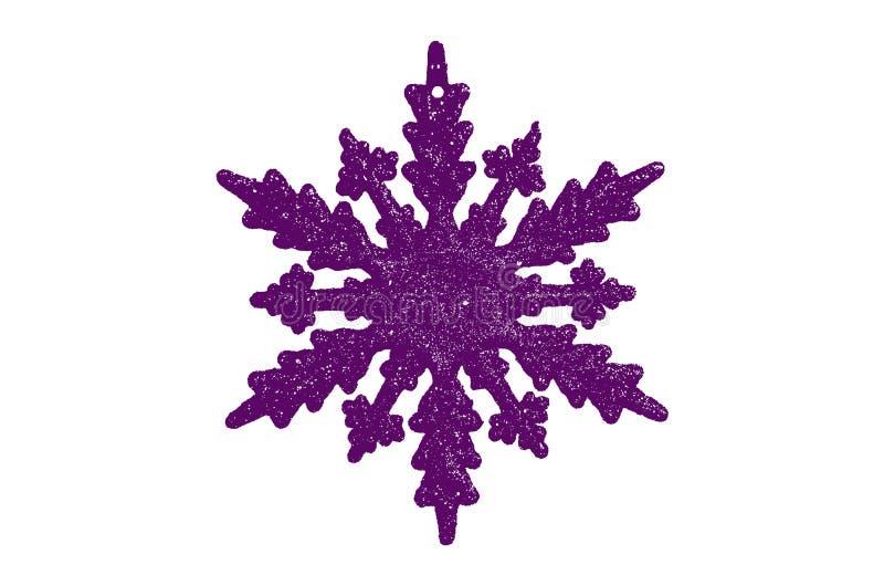 Download Decoratio Púrpura Del árbol De Navidad De La Historieta De La Forma De La Estrella Stock de ilustración - Ilustración de snowflake, púrpura: 44851370