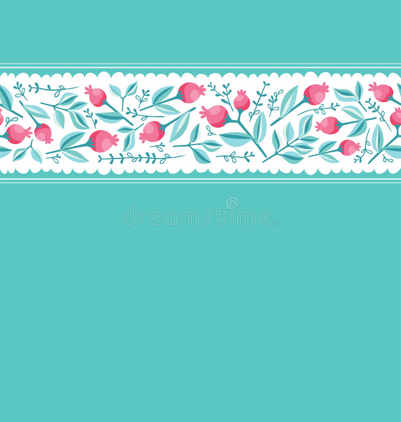 Download Decoration background stock vector. Image of floral, fabric - 29041762