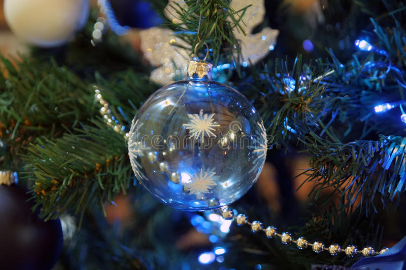 Download Decoration stock image. Image of evergreen, ball, nature - 36174407