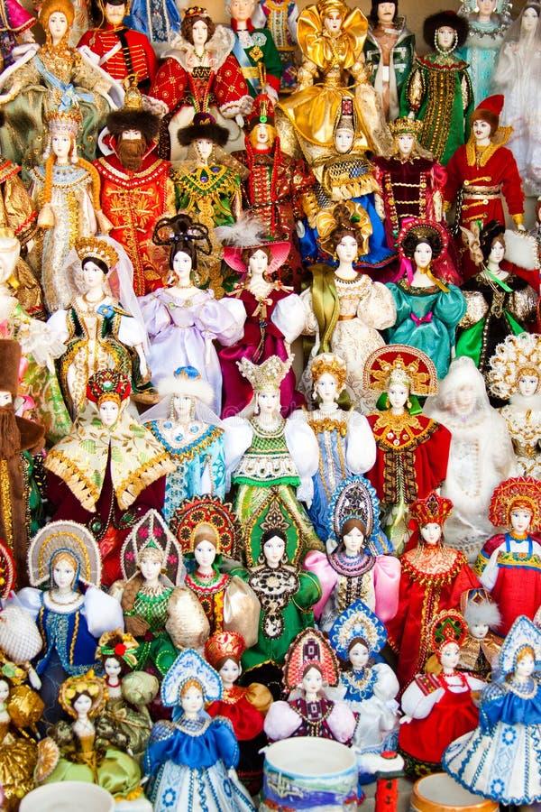 Decoration dolls royalty free stock photo