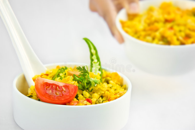 Decoration of food royalty free stock photos