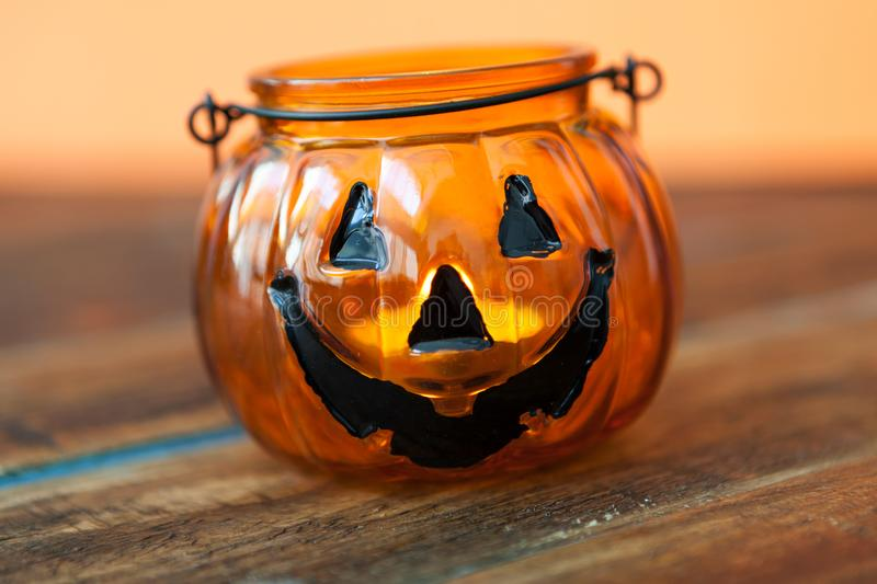 Decoration for Halloween stock photography