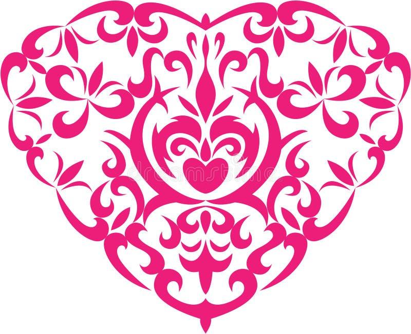 Decoration Heart Stock Image