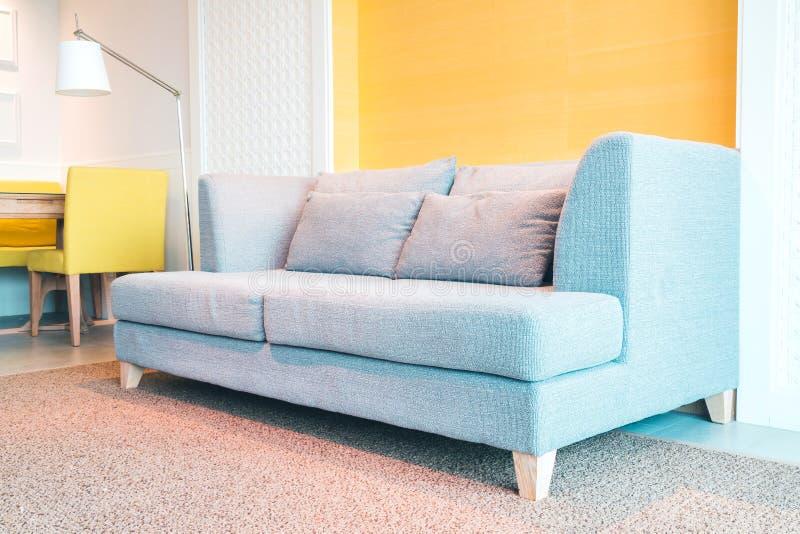 Decoration livingroom interior stock images