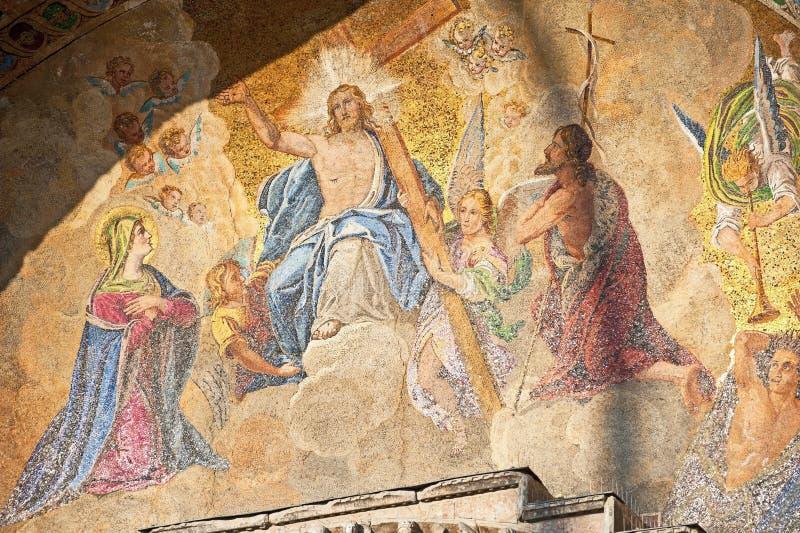 Download Decoration At Saint Marks Basilica Stock Image - Image: 25210669