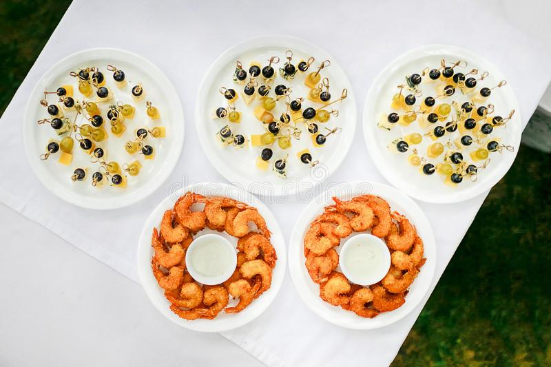 Download Decoration Snacks Outdoors Top View. Fried Tempura Shrimp With White Sauce Cheese & Decoration Snacks Outdoors Top View. Fried Tempura Shrimp With ...