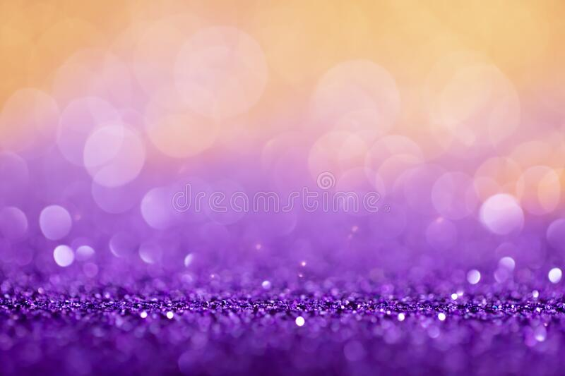 Decoration twinkle lights background, abstract shiny backdrop with circles,modern design overlay with sparkling glimmers royalty free stock photography