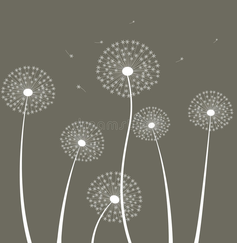 Free Decoration With Dandelions Stock Photos - 30991753