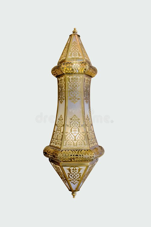 Decorative outdoor light stock image image of cultural 105376733 decorative arabic lantern style out door light fixture aloadofball Gallery