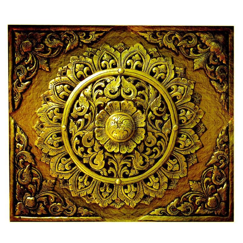 Download Decorative Art Of Lanna Thai. Stock Images - Image: 24017454