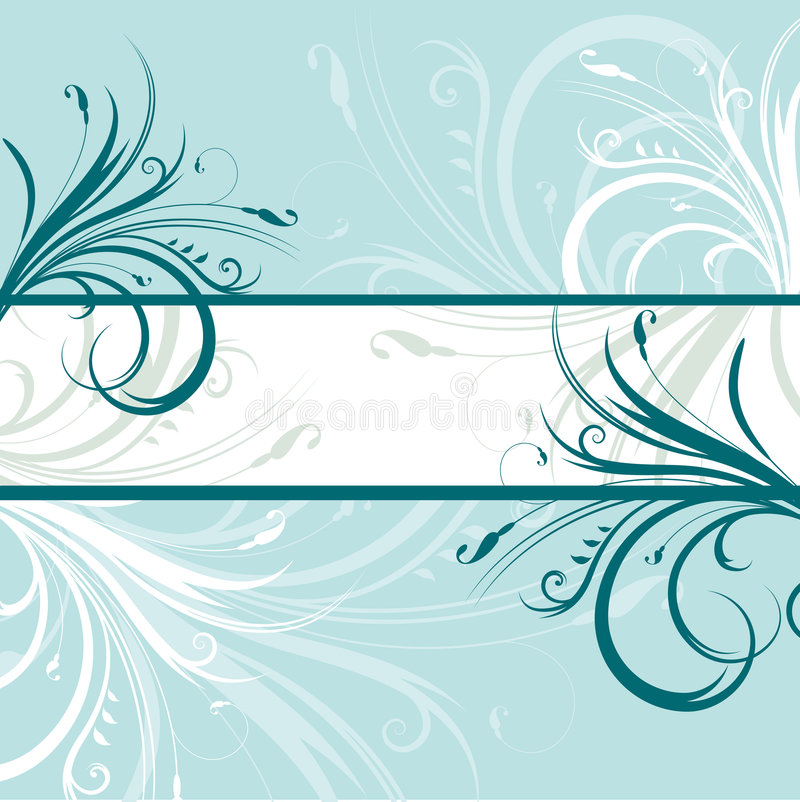 Download Decorative background stock vector. Image of nature, foliage - 2362021