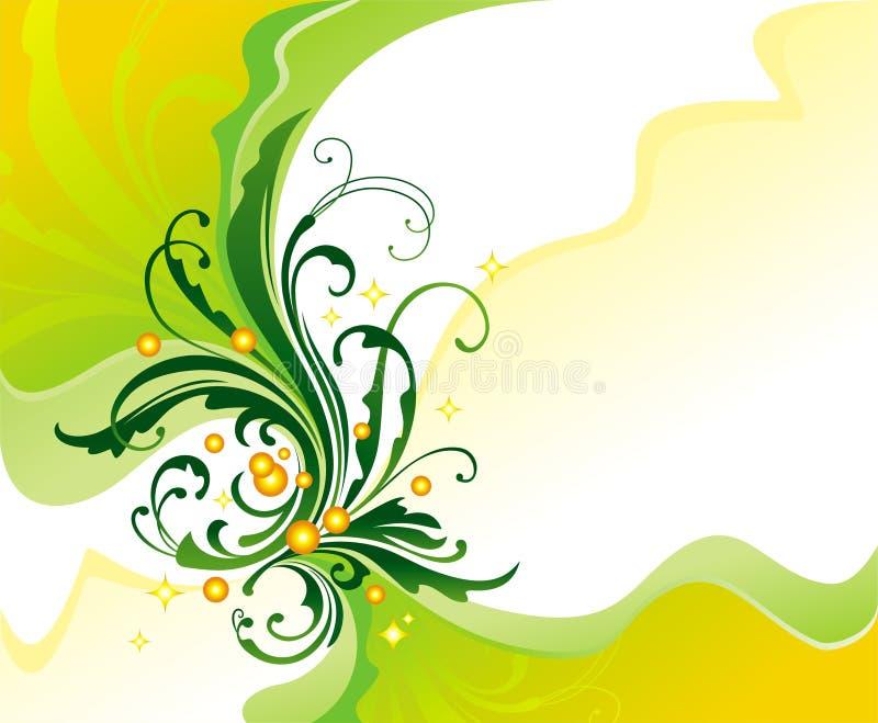 Decorative background vector illustration