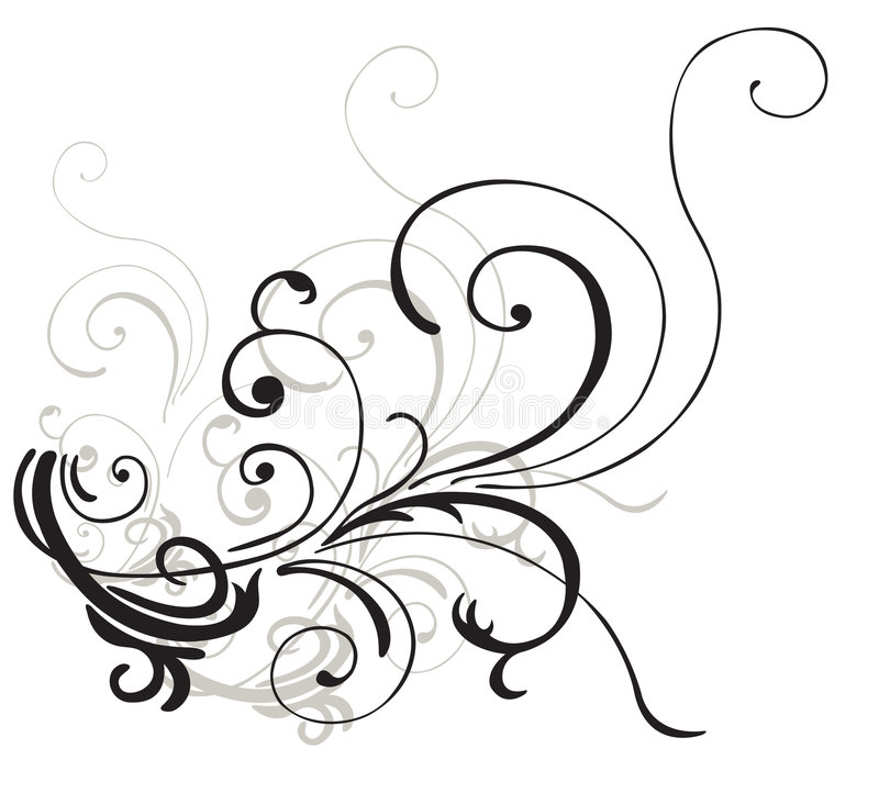 Download Decorative background stock vector. Image of artistic - 8106898