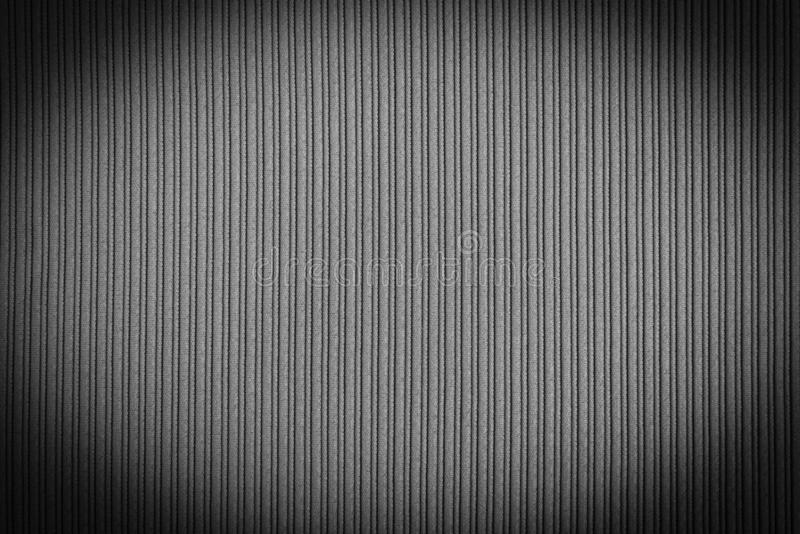 Decorative background black, white color, striped texture vignetting gradient. Wallpaper. Art. Design royalty free stock images