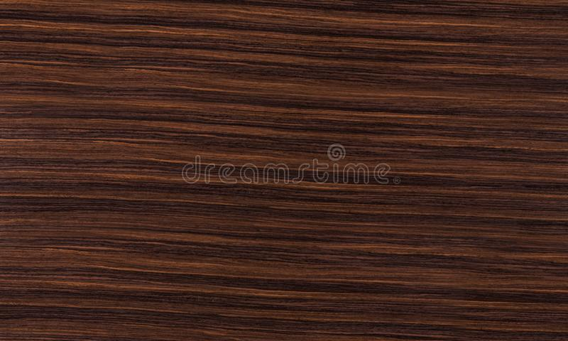 Decorative Board imitation wood for interior design and dark brown royalty free stock photo