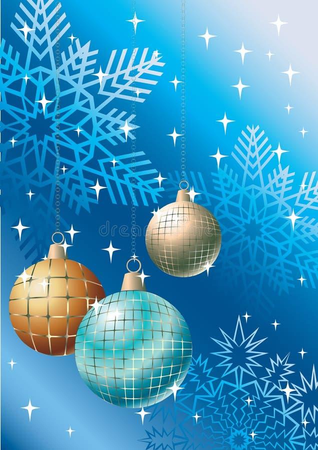 Free Decorative Bools. Christmas. Royalty Free Stock Photography - 7024227
