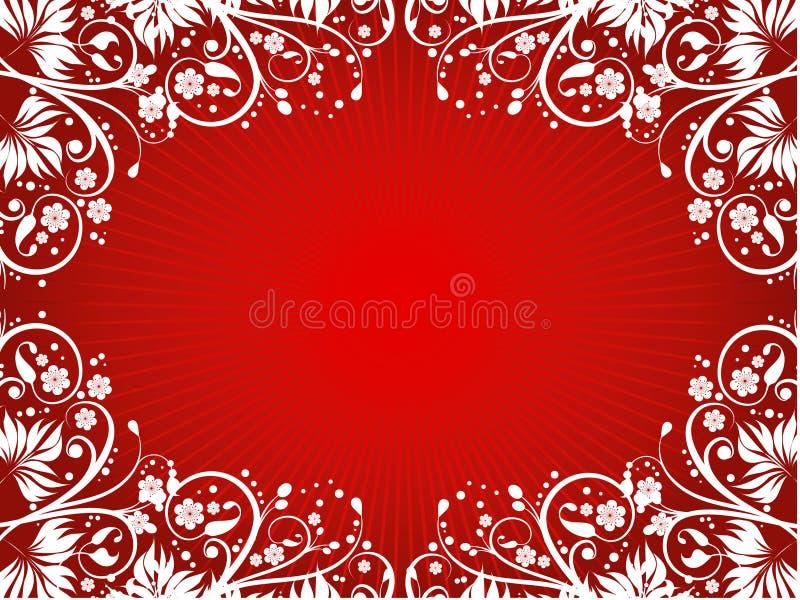 Download Decorative border stock vector. Image of foliage, image - 1421779