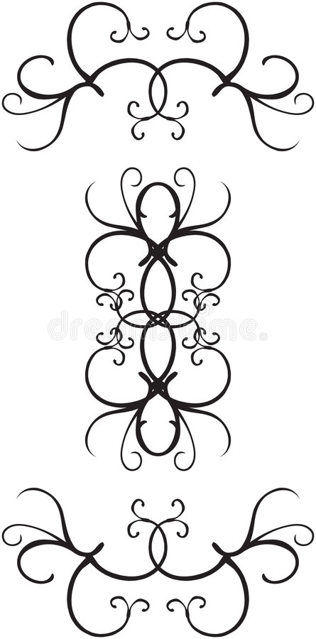 Download Decorative Border Designs Stock Vector Illustration Of Gothic