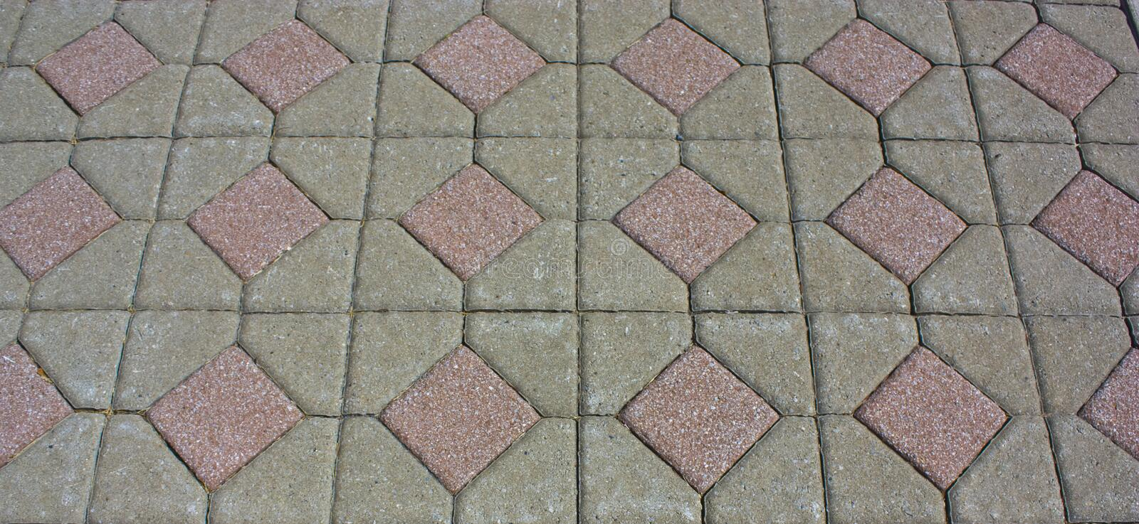 Download Decorative Bricks stock image. Image of outside, garden - 10839333