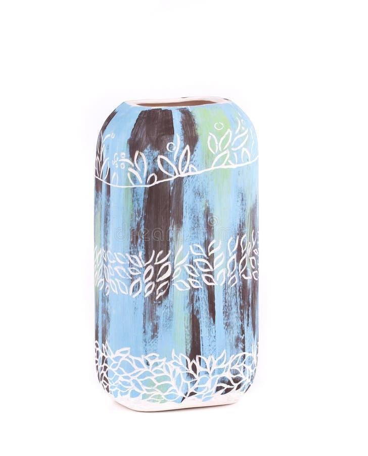 Download Decorative ceramic vase. stock photo. Image of clean - 43479330