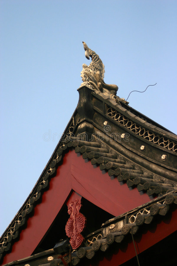 Download Decorative Chinese Facade Stock Photo - Image: 4296120
