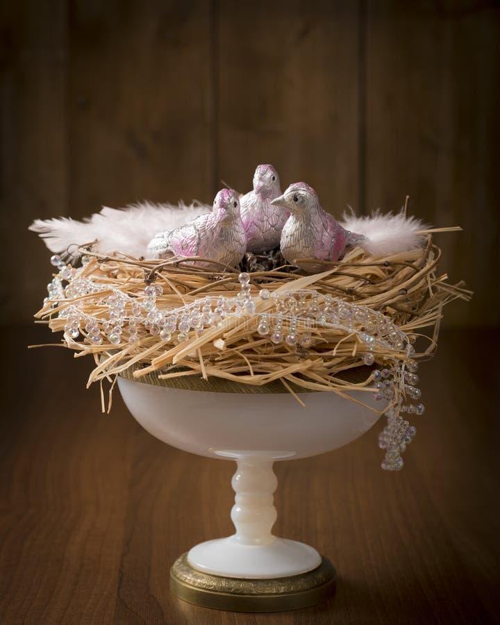 Decorative Christmas Arrangement royalty free stock photos