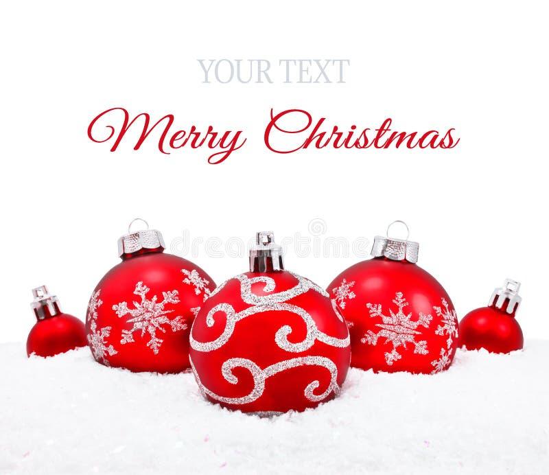 Decorative christmas background royalty free stock images