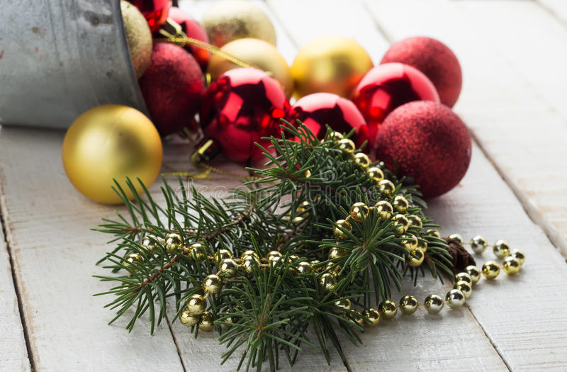 Download Decorative Christmas Composition Stock Image - Image: 35275989