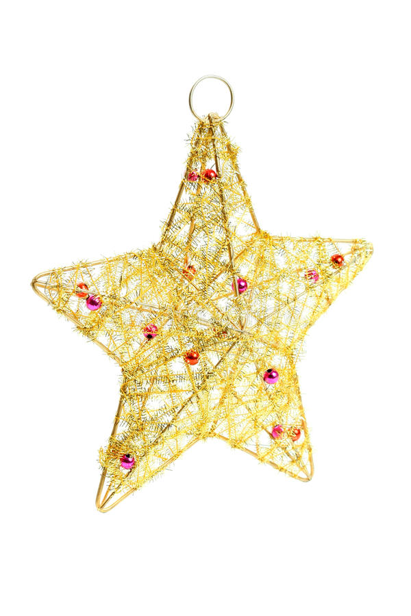 Free Decorative Christmas Star Stock Photography - 12185182