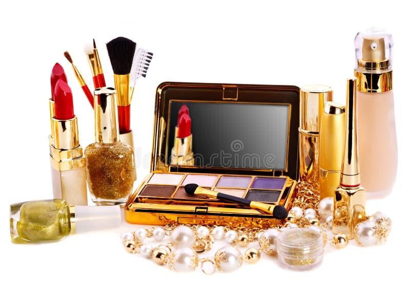 Decorative Cosmetics For Makeup. Stock Photography