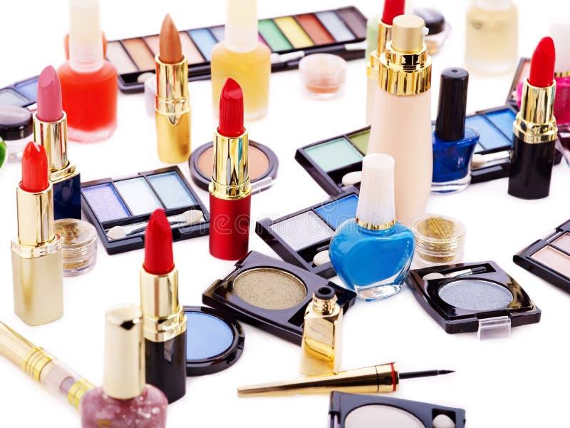 Decorative Cosmetics For Makeup. Stock Image