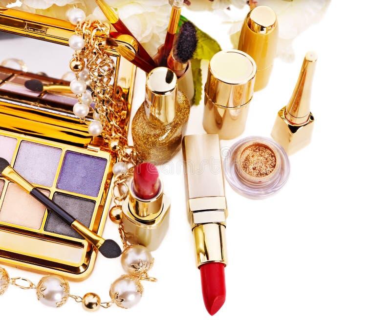 Decorative Cosmetics For Makeup. Royalty Free Stock Photos