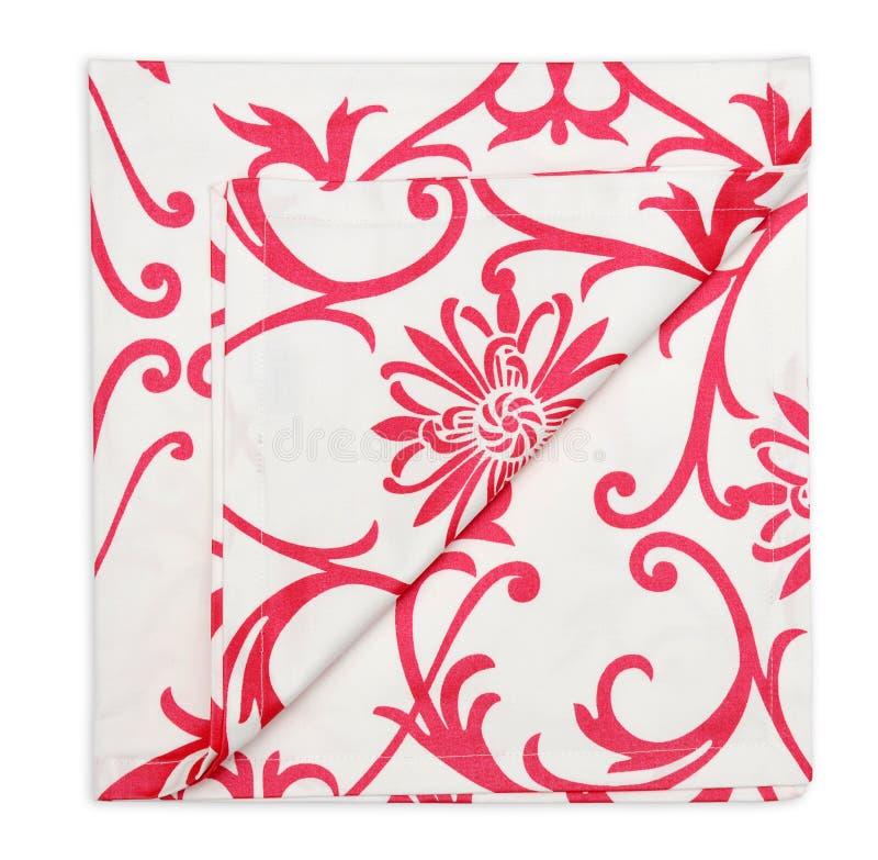 Decorative Cotton Tablecloth Stock Image