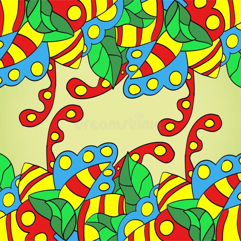 Download Decorative element border. stock vector. Image of designs - 33639847