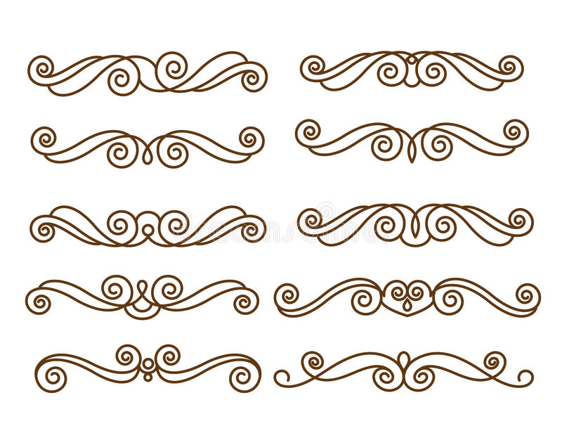 Decorative elements dividersctor illustrationr calligraphy download decorative elements dividersctor illustrationr calligraphy graphic design postcard junglespirit Choice Image
