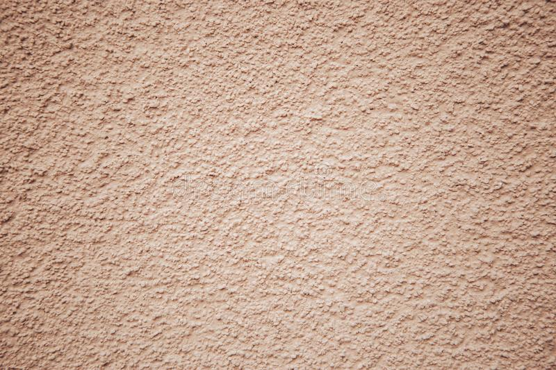 Decorative embossed plaster background. Abstract background stock photo