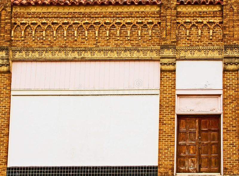 Download Decorative exterior wall stock photo. Image of ceramic - 7501594