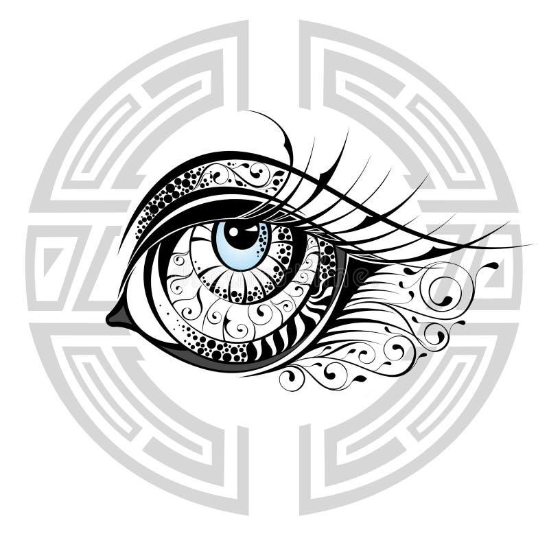 Free Decorative Eye Stock Photo - 15514130